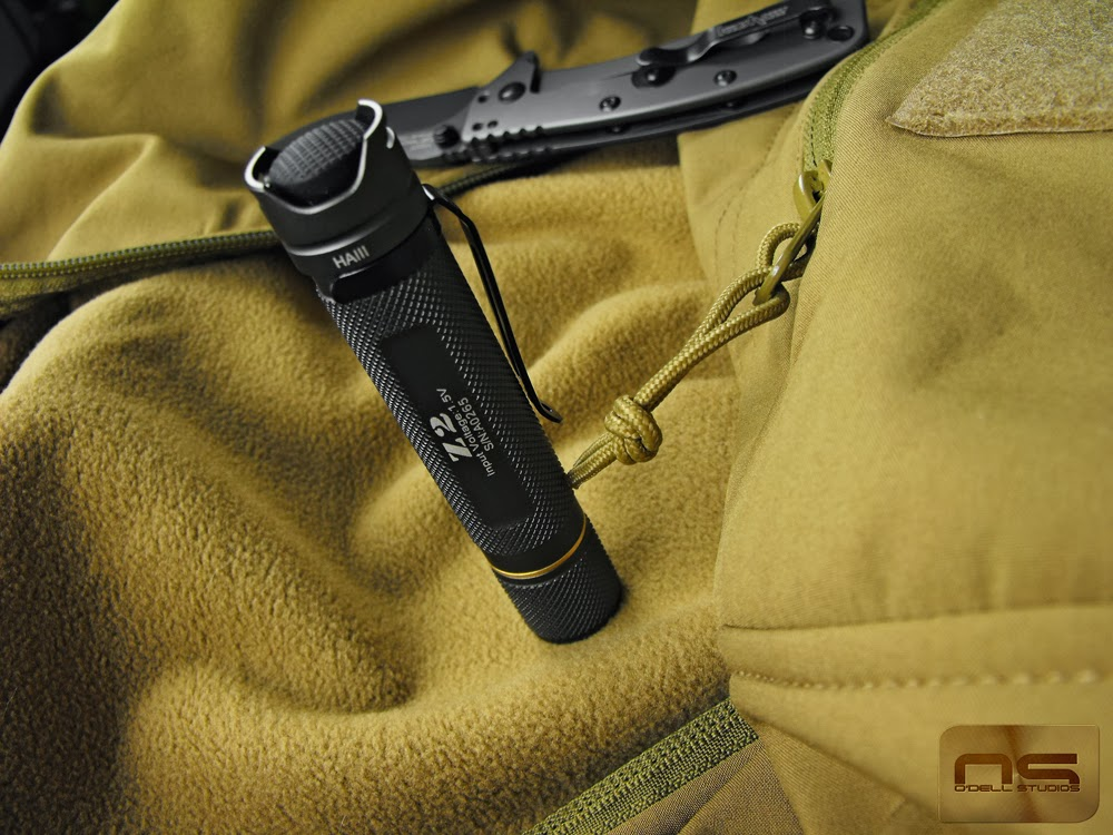 compact edc pocket light