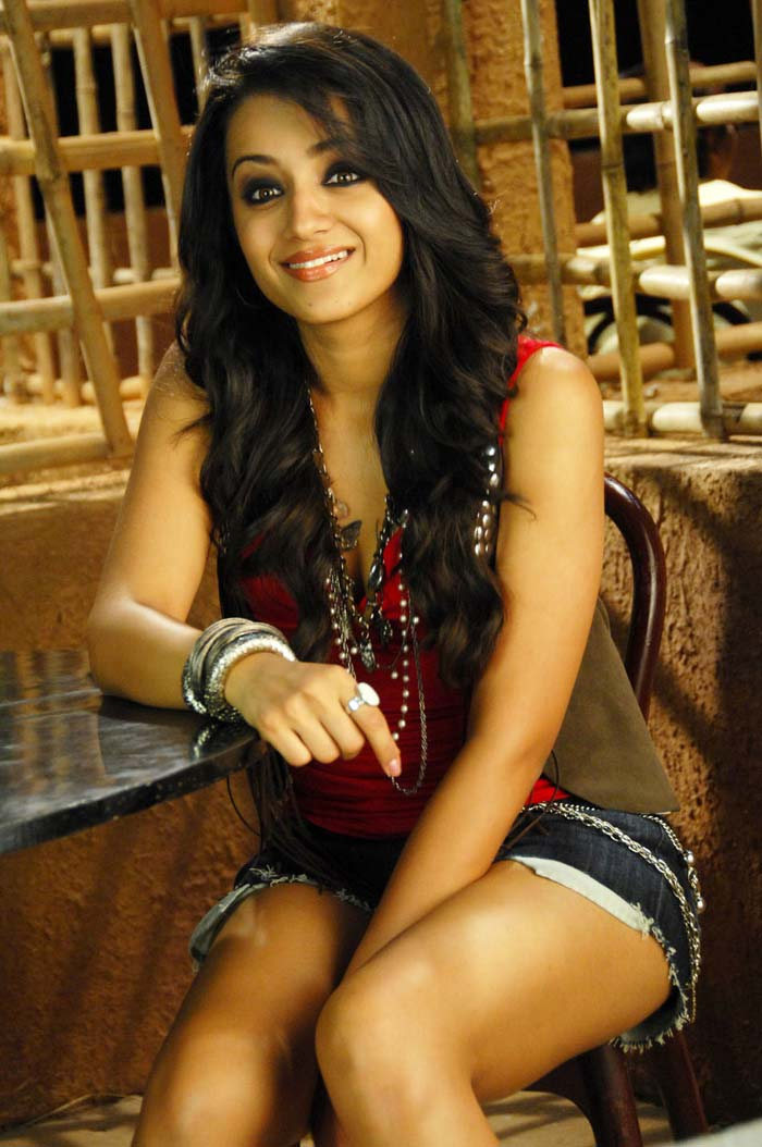 New Photos Of Trisha From Her New Movie