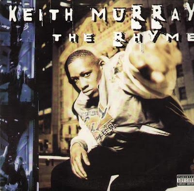 Keith Murray – The Rhyme (CDM) (1995) (320 kbps)
