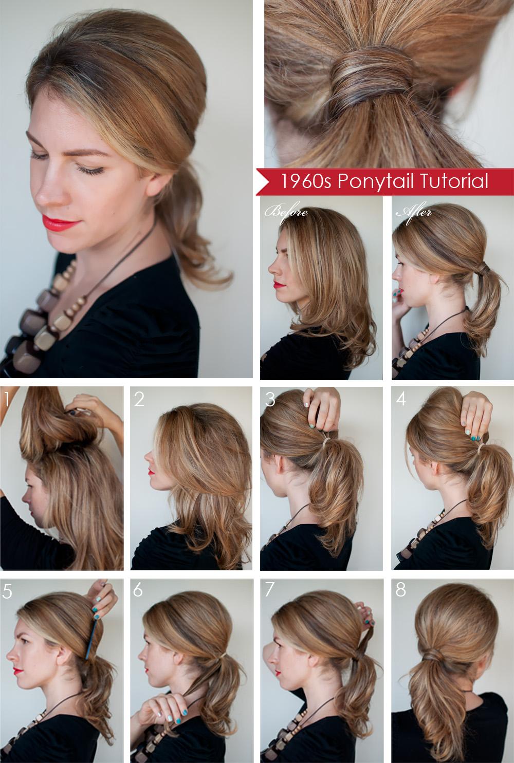 vanity at it's best! : Easy Hair Style Tutorials