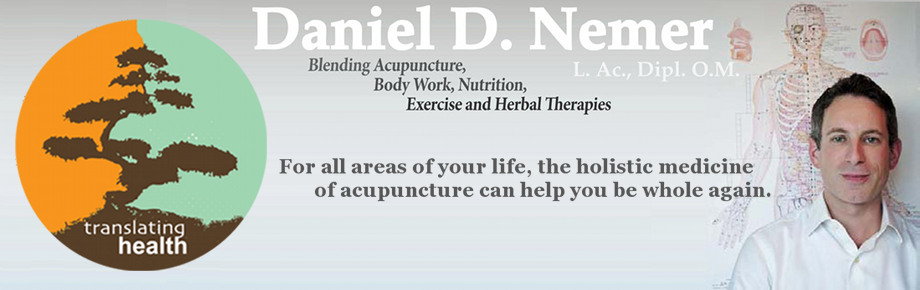 Translating Health Acupuncture