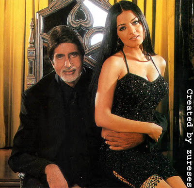Amitabh Bachchan hot photo