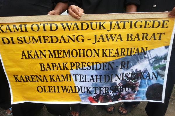 Proyek Waduk Jatigede Menyisakan Setumpuk Masalah Ganti Rugi Lahan