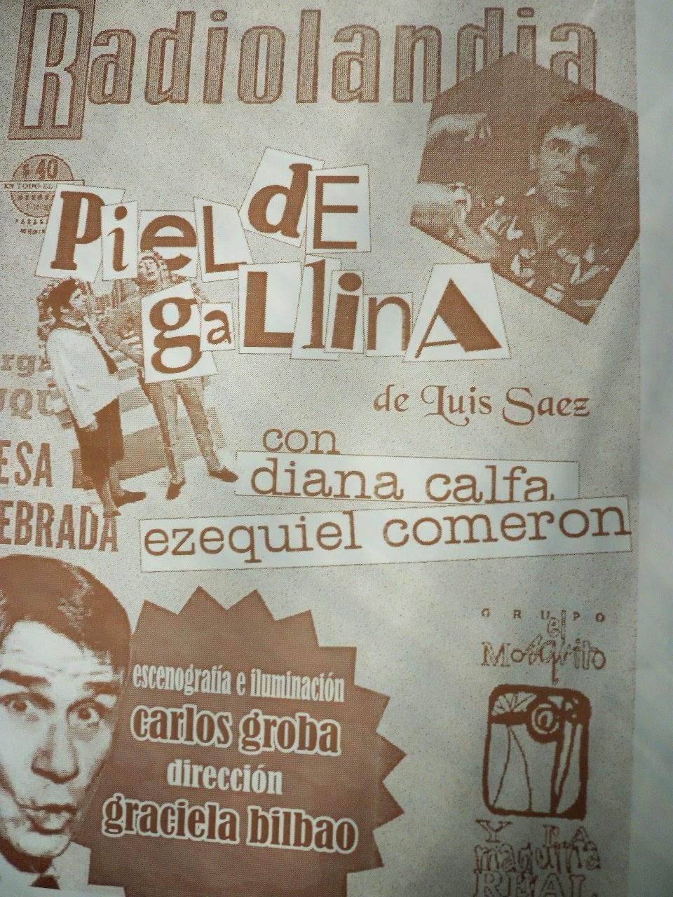 Piel de Gallina...