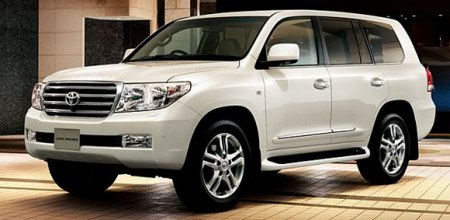 Toyota Land Cruiser V8 Was Standard Euro5