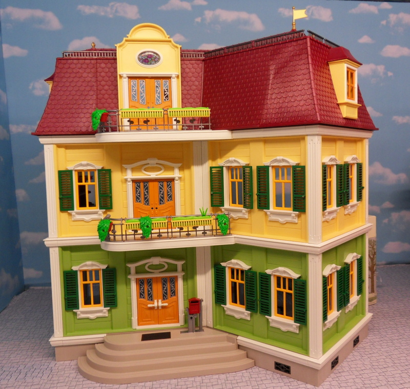 Current projects emma j 39 s playmobil for Playmobil haus schlafzimmer