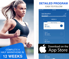 Fitness App of the Week - 21K Run Trainer