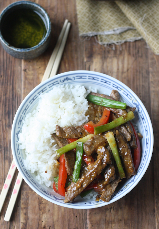 Sichuan Orange Beef recipe by SeasonWithSpice.com