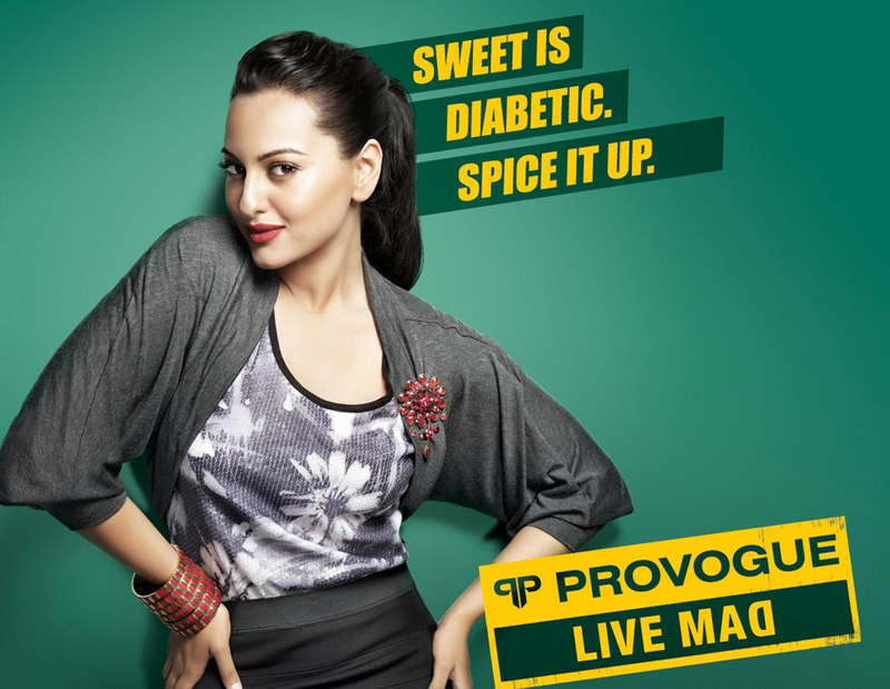 Sonakshi Sinha Latest Provogue Photoshoot Pics