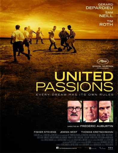 Ver United Passions (2014) Online