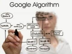 algorithma google terbaru