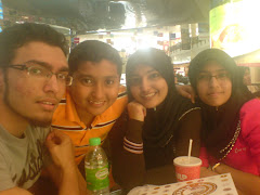 My Beloved Siblings!