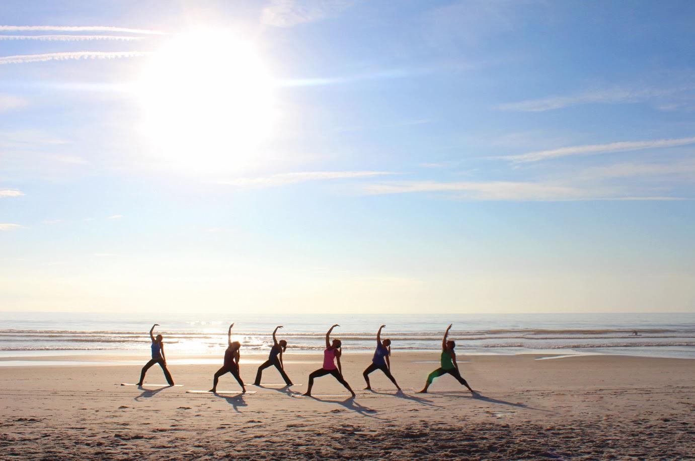 Muchos tipos de yoga