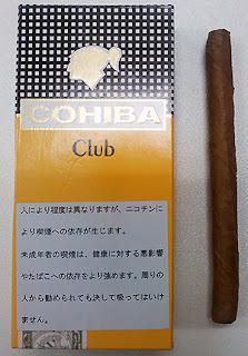 COHIBA Club ( コイーバ クラブ ) のパッケージ画像