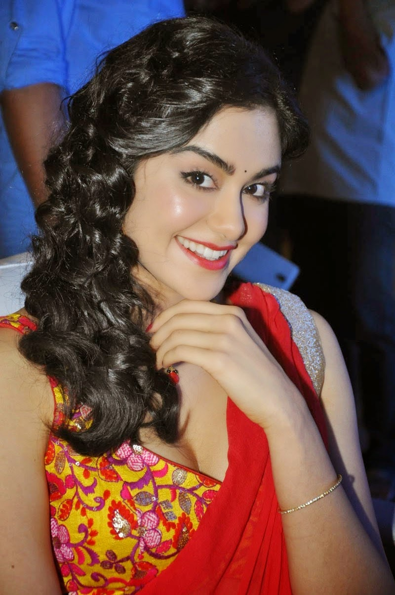 Adah sharma latest glam pics-HQ-Photo-3