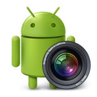 Immagine del robottino del sistema operativo android