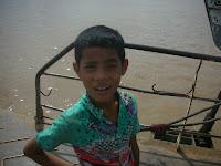 Mekong River Vietnam