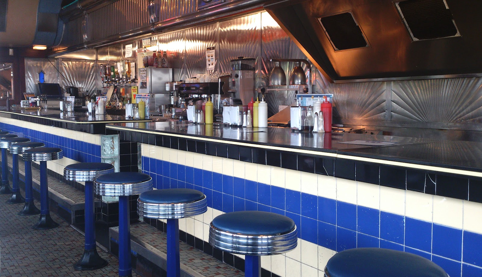 My Norfolk Life: The American Diner