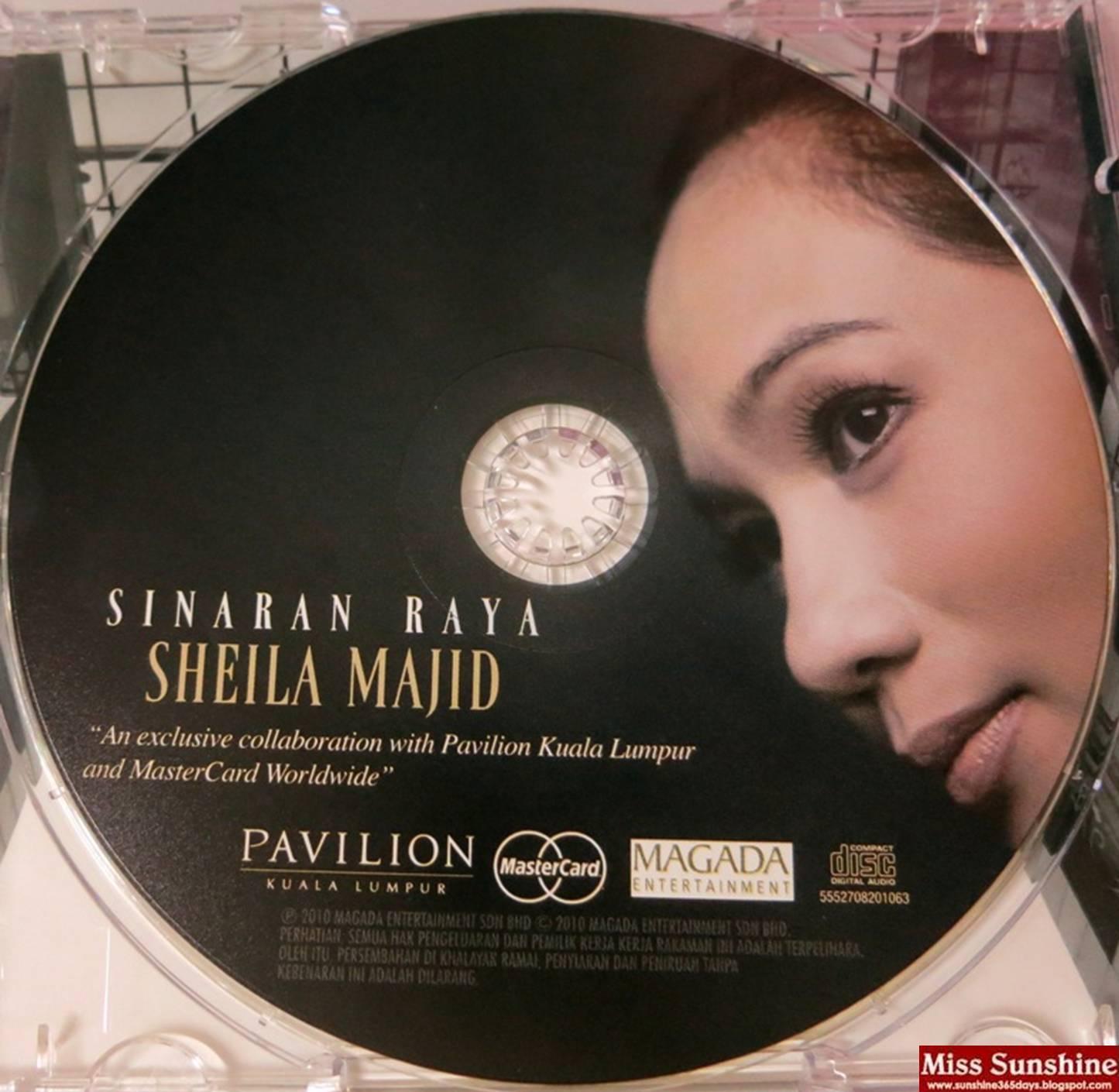 Sheila Majid Raya