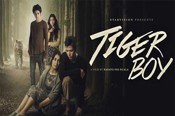 Film drama indonesia Tiger Boy
