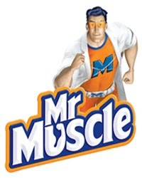 i called him Mr Muscle