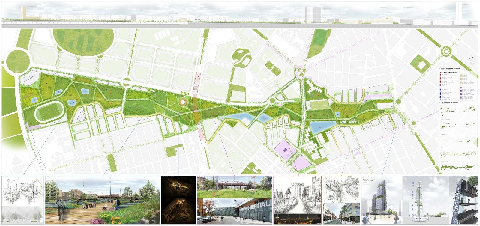Nodopfc parque central de alicante y estaci n intermodal - Alicante urbanismo ...