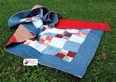 Cherry Valley Designs Quilts of Valor