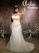 Νυφικά Arka Wedding για ποχουλές