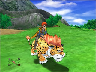 Dragon Quest VIII-Journey of the Cursed King ISO ROM