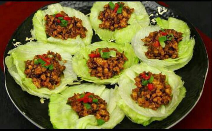 Now You Can Pin It!: PF Chang's Asian Chicken Lettuce Wraps