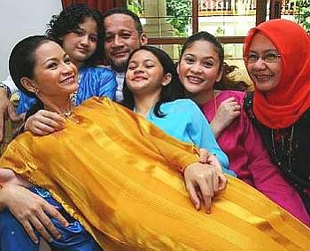 Keluarga Sharifah Aleya