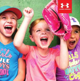 Abby Duvall - Cast Images - Under Armour