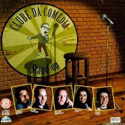 Stand Up  Clube da Comédia