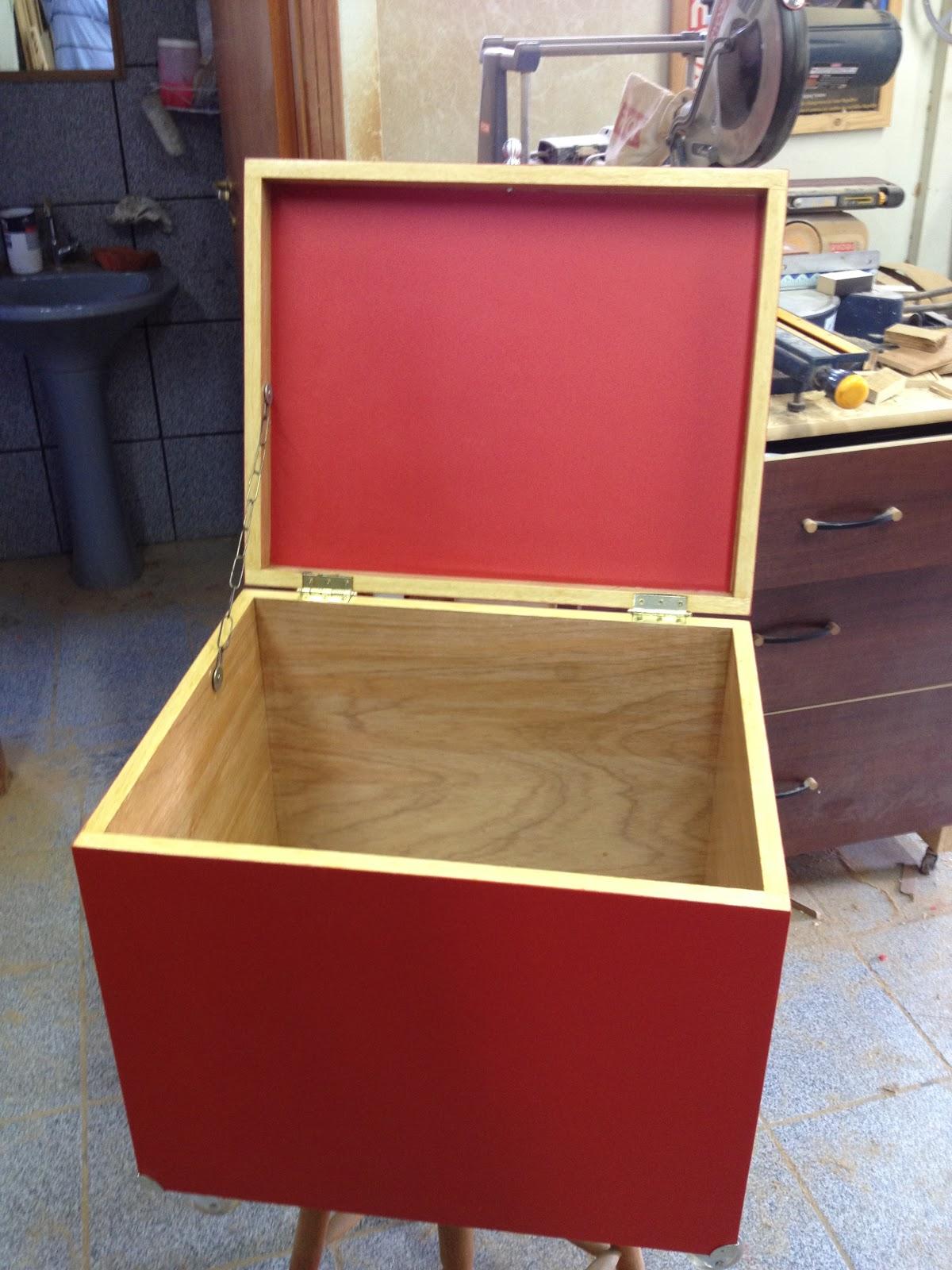 Atelier do Zero: Caixa de madeira para guardar brinquedos #712123 1200x1600