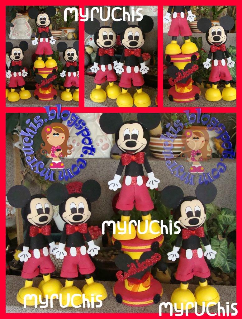 Fiesta Mickey Mouse  Fiesta De Emiliano    Con Su Personaje Favorito