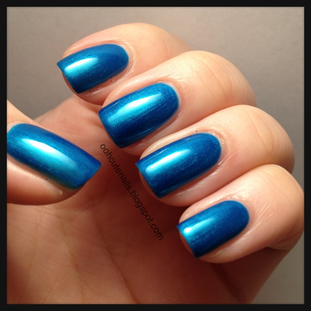 Ooh, Cute Nails!: Salon Perfect - Tropical Escape