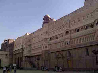 Junagarh Fort Bikaner rajasthan image,picture ,photo,wallpaper