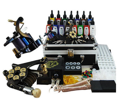tattoo supplies The Cost of Tattoo Supplies