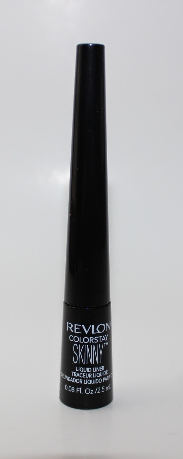 Revlon ColorStay Skinny Liquid Liner in Black Out