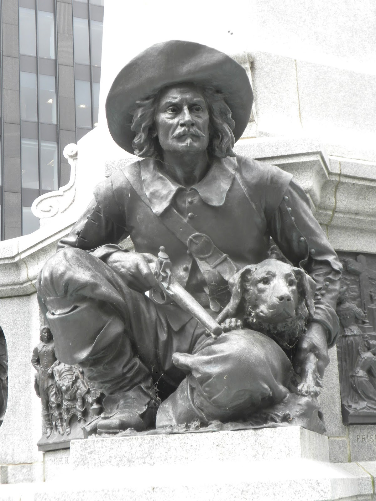 essay on samuel de champlain The early explorer's journalschristopher columbus and samuel de champlain were two of the most influential explorers in the history of the americas columbus discovered the area near caribbean islands while champlain explored the st lawrence seaway.