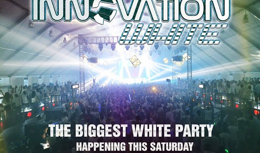 BigFish International's INNOVATION WHITE Party Giveaway (Closed)