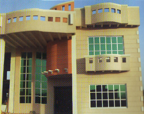 Realestate Green Designs, House Designs Gallery: Pakistani Modern