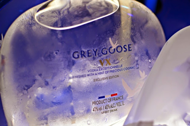 Grey Goose VX Launch party London