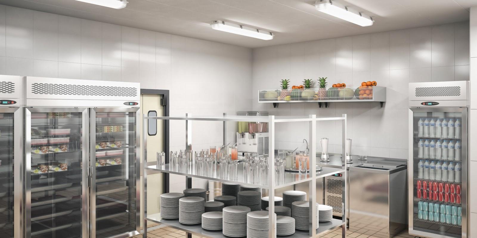 Projeto Cozinha Industrial Autocad Pmscrapbooking Com Id Ias De