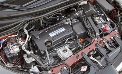 2015 Honda CRV Redesign UK