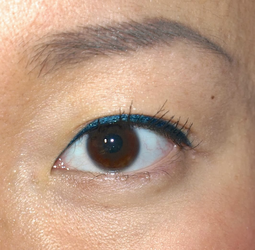 La Girl Line Art Matte Eyeliner Review : L a girl gel glide eyeliner pencils review and swatches