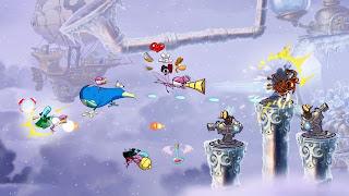 Rayman Origins (2012)
