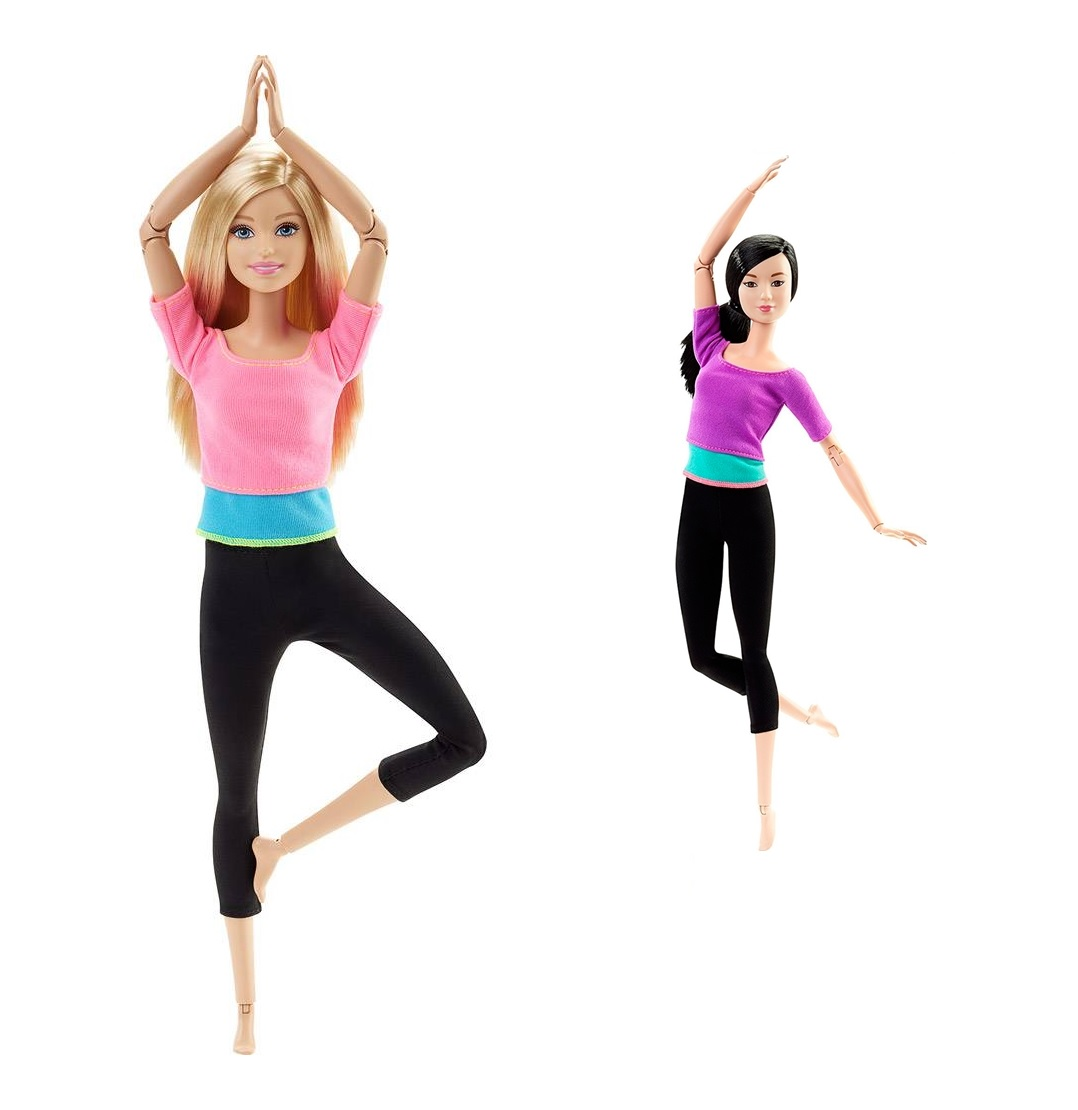 Barbie Yoga - 2016