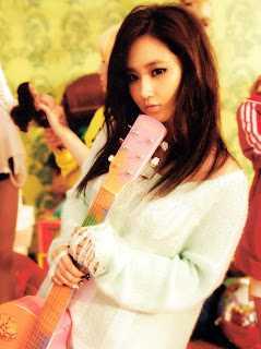 SNSD Yuri I Got A Boy Individual Photos 2
