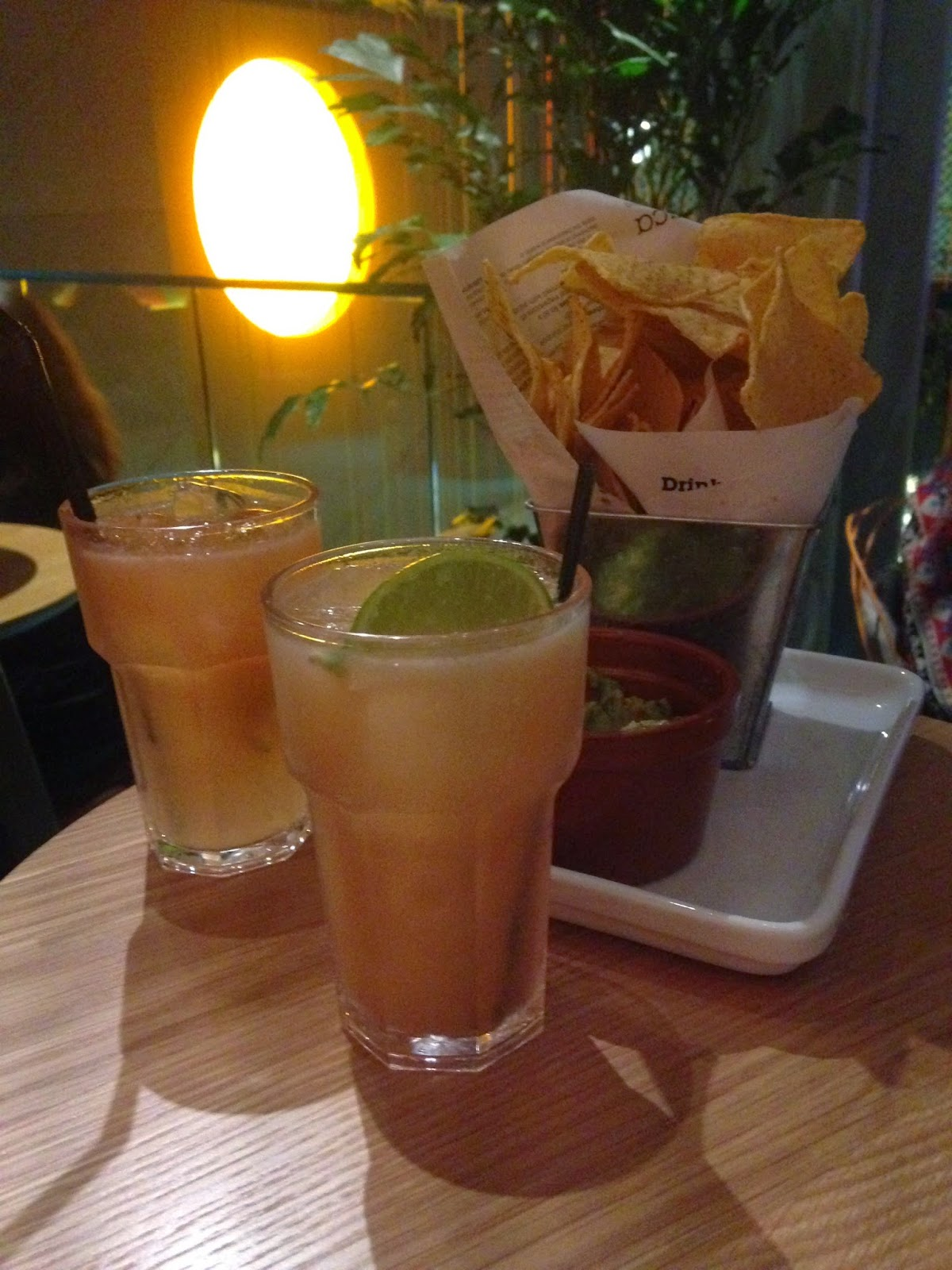 Cardiff - Cocktails and Quesadillas